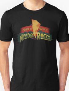 New Day Power Rocks WWE Unisex T-Shirt