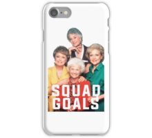 The Golden Squad iPhone Case/Skin
