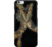Swimming Blue-ring Octopus iPhone Case/Skin