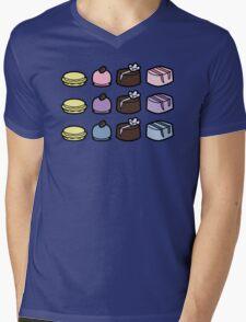Sweet Dozen Mens V-Neck T-Shirt