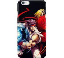 Ken and Ryu  iPhone Case/Skin