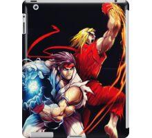 Ken and Ryu  iPad Case/Skin