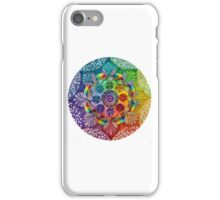 Mandala Artwork  iPhone Case/Skin