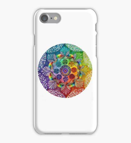 Mandala Artwork  iPhone Case/Skin