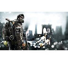Tom Clancys The Division Photographic Print