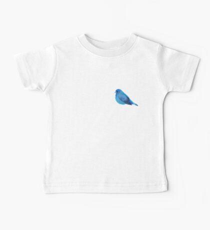 Blue Bird Baby Tee