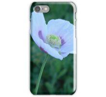 Roadside Poppy iPhone Case/Skin