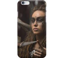 Lexa - The 100 - Season 2 iPhone Case/Skin