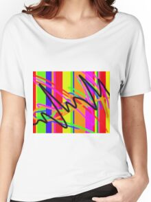 Hearbeat Of Colour Women's Relaxed Fit T-Shirt