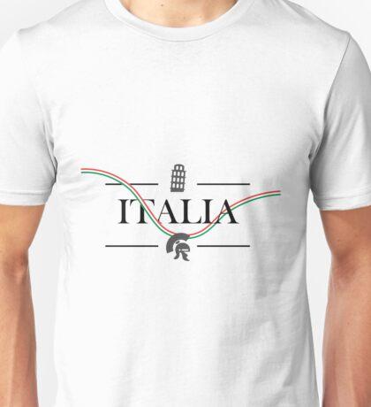 Italia - Italy Unisex T-Shirt