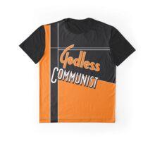 Godless Communist Graphic T-Shirt