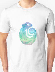 Rainbow Chameleon  Unisex T-Shirt