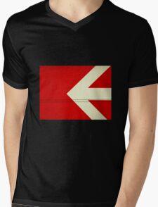 Hardbrucke  Mens V-Neck T-Shirt