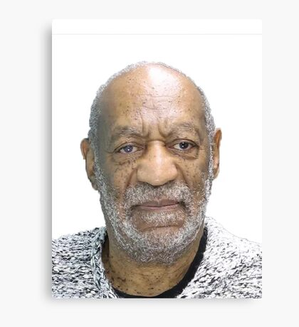 Bing Cosby Canvas Print