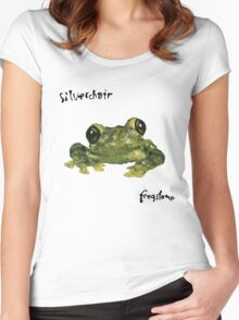 Silverchair Women's Fitted Scoop T-Shirt
