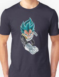Super Saiyan Blue Vegeta T-Shirt