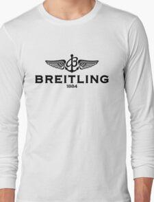 vintage breitling watch v1 Long Sleeve T-Shirt