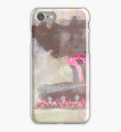 Neon Sweater iPhone Case/Skin