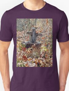 Cross in the Woods Unisex T-Shirt