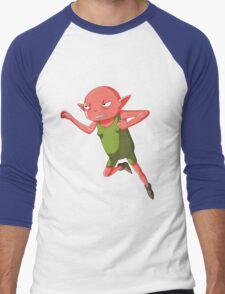 Monaka Men's Baseball ¾ T-Shirt