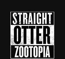 Straight Otter Zootopia T-Shirt