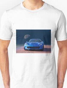 Chevrolet Corvette C7 'Blue Moon' Unisex T-Shirt