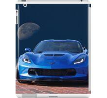 Chevrolet Corvette C7 'Blue Moon' iPad Case/Skin