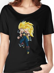 Super Saiyan 3 Bardock Women's Relaxed Fit T-Shirt