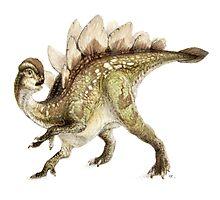 Composite Dinosaur Photographic Print