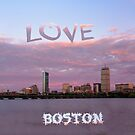 Love Boston by LudaNayvelt