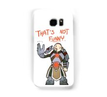 Smite - That's not funny (Chibi) Samsung Galaxy Case/Skin