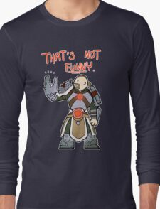 Smite - That's not funny (Chibi) Long Sleeve T-Shirt