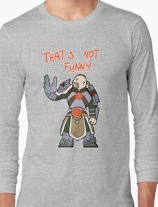 Smite - That's not funny (Chibi) Long Sleeve T-Shirt