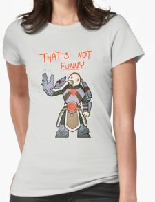 Smite - That's not funny (Chibi) Womens Fitted T-Shirt