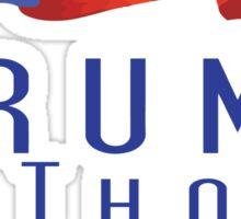 Idk Not Trump Tho 2016 Campaign #2 Sticker