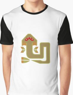 Cephadrome icon Graphic T-Shirt