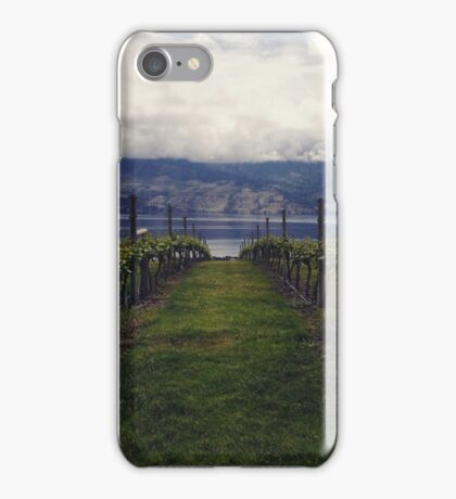 Young Vineyard iPhone Case/Skin