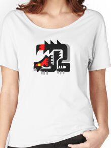 Nargacuga icon Women's Relaxed Fit T-Shirt