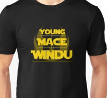 Young Mace Windu Unisex T-Shirt