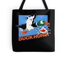 Duck Hunt Retro Cover Tote Bag