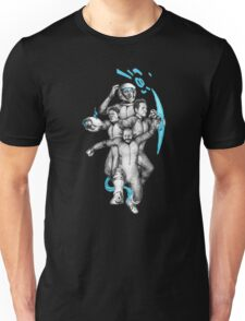 Lazer Team Sketch Unisex T-Shirt