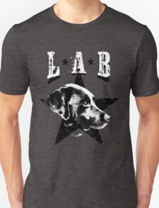 Black Lab Unisex T-Shirt
