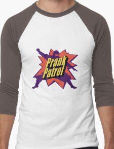Prank Patrol Men's Baseball ¾ T-Shirt