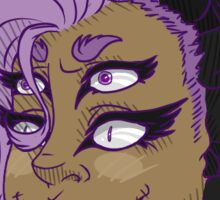 Lavender Insanity Sticker