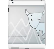 Bitter Buffalo iPad Case/Skin