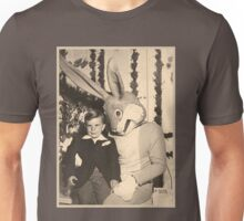 More Satanic Easter Bunny Action Unisex T-Shirt