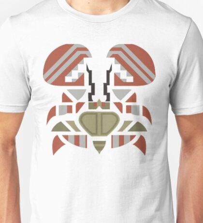 Daimyo Hermitaur icon Unisex T-Shirt