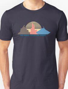 The Magic Mountain Range Unisex T-Shirt