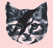 Stardust Cat One Piece - Short Sleeve