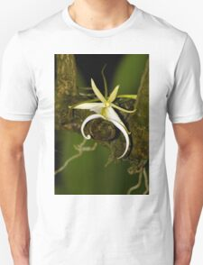 The Elusive Ghost Orchid Unisex T-Shirt
